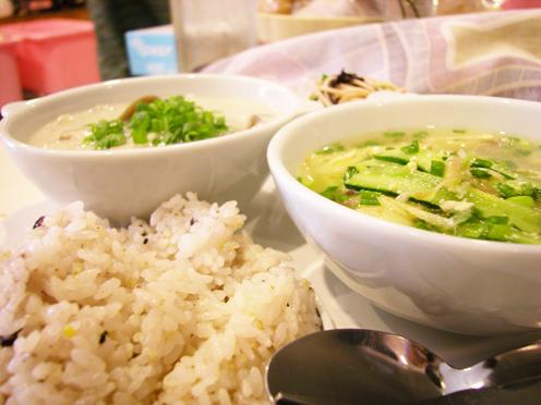思いつきスープCafeアナーキーママ photo by NOGAN