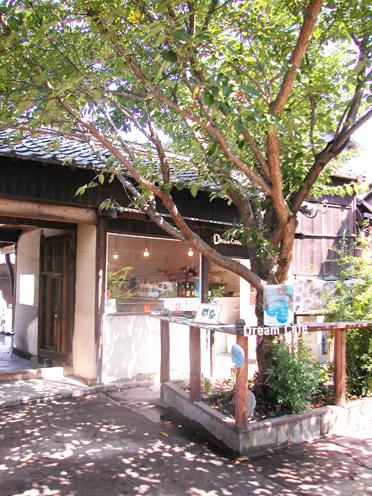 瀬戸内国際芸術祭2010_男木島DREAMCAFE