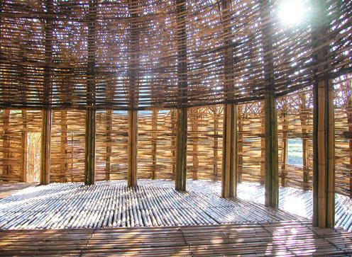 瀬戸内国際芸術祭2010_王文志「小豆島の家」