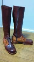 iwamoto/long boots