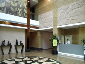 Fuzon hotelロビー