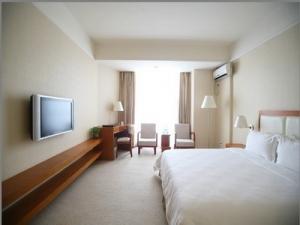 Fuzon hotel部屋