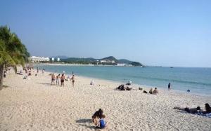 中国の海南島
