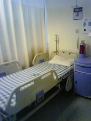 病院の大部屋