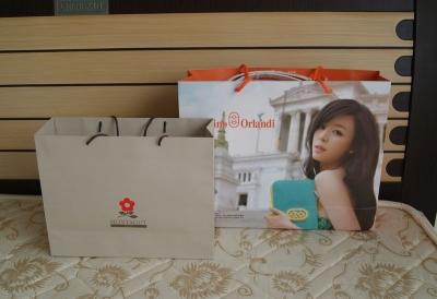 中国のバッグ