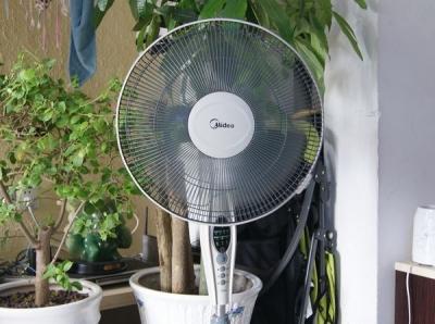 中国の扇風機
