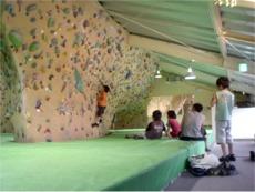 kids climbing school