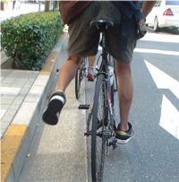 自転車 ペダリング 健康