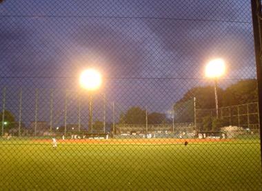 世田谷区総合運動場野球場