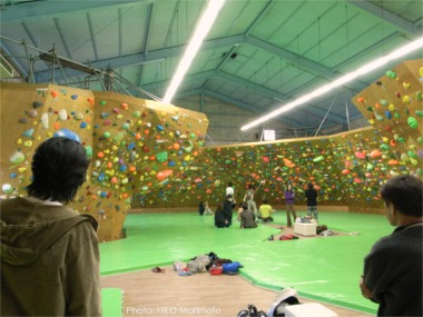 555blog Bouldering Gym Project