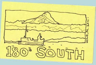 ホロホロ日記 555blog 180° SOUTH インフルエンザ