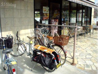 ロングテールバイク駐輪場 タリーズ砧世田谷通り店 555nat.com ホロホロ日記