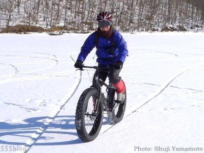 ホロホロ日記 555nat.com Winter Fatbike Meeting 2013 ファットバイク・ウィンターミーティング