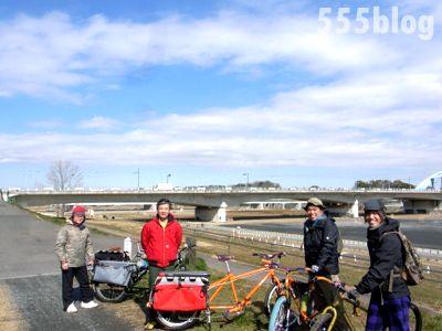 ホロホロ日記 555nat.com Eat Ride Smile イート・ライド・スマイル・自転車ファクトリーツアー カドワキコーティング工場見学(2)