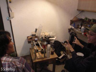 ホロホロ日記 555nat.com コゼバッグとREW10Worksの春の展示受注会2013年の様子(4)