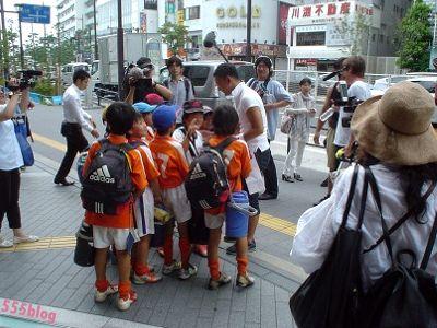 ホロホロ日記 555nat.com 山本太郎参議院選挙戦ボランティア活動(2)