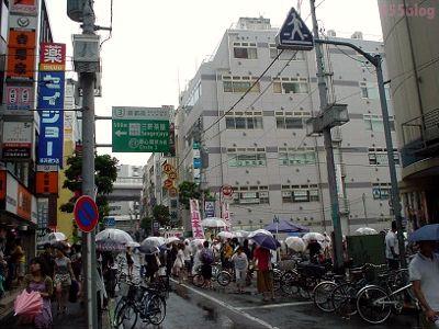 ホロホロ日記 555nat.com 山本太郎参議院選挙戦ボランティア活動(4)