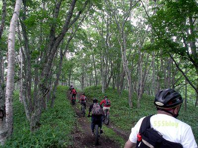 ホロホロ日記 555nat.com ファットバイク 釧路湿原パグズレイファットバイクミーティング2013 一日目 (2)