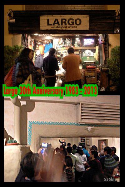 555nat ホロホロ日記 バックカントリー専門店 LARGO ラルゴ創業30周年記念