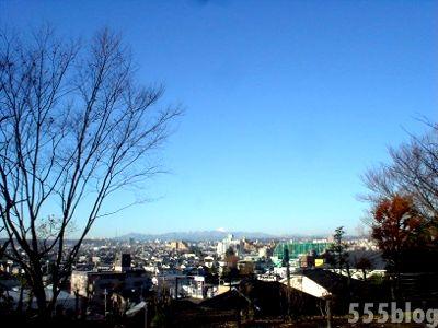 555nat ホロホロ日記 世田谷トレイル2013年12月のライド(1)