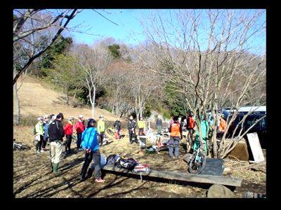 555nat ホロホロ日記 NPO法政クラブ・マウンテンバイク活動2014年スタート(3)