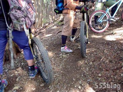 555nat ホロホロ日記 自転車テストライド Surly 2014.4.23(1)