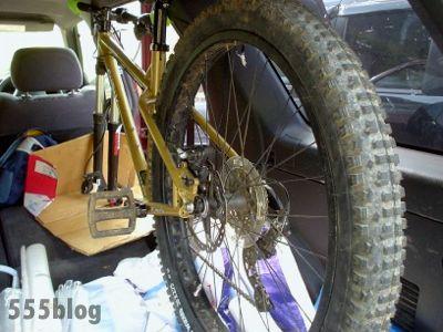555nat ホロホロ日記 自転車テストライド Surly 2014.4.23(2)