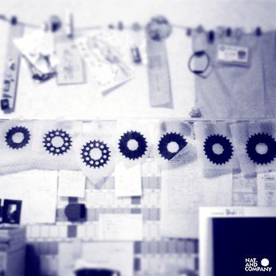 ホロホロ日記 555nat.com 第4回シングルスピードMTBジャパンオープン SSJ4 参加賞 オリジナル注染てぬぐい ディレクションとデザイン (2)