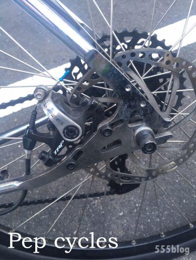 ホロホロ日記 555nat.com pep cycles ペップサイクルズ 自転車 (3)