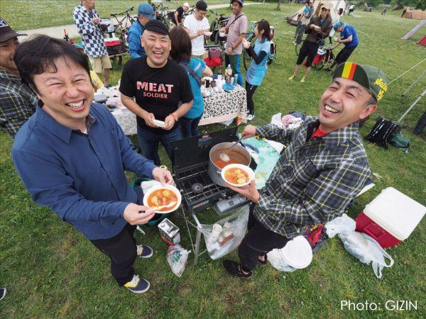 ホロホロ日記 555nat.com JK2017 Longtail bike Meeting EAST 彩湖 bike ride cycling saitama 2017.5.14 ロングテールバイク ミーティング(3)