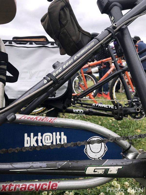 ホロホロ日記 555nat.com JK2017 Longtail bike Meeting EAST 彩湖 bike ride cycling saitama 2017.5.14 ロングテールバイク ミーティング(9)