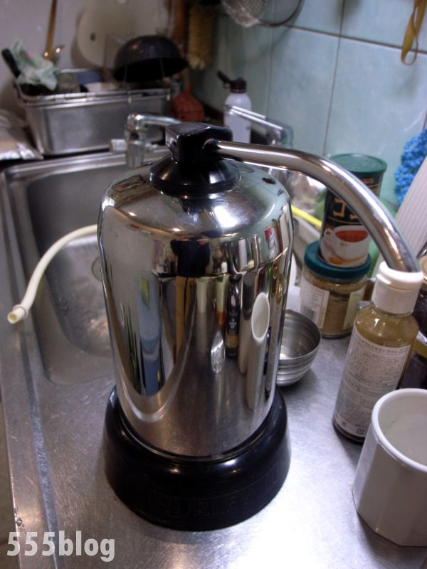 ホロホロ日記 555nat.com 555blog hurley � water filter refurbishment ハーレー� 浄水器 リファブリッシュメント フィルター交換 USA シカゴ(1)