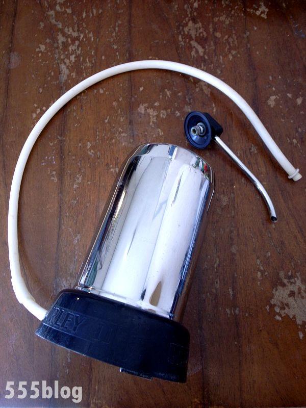 ホロホロ日記 555nat.com 555blog hurley � water filter refurbishment ハーレー� 浄水器 リファブリッシュメント フィルター交換 USA シカゴ(2)