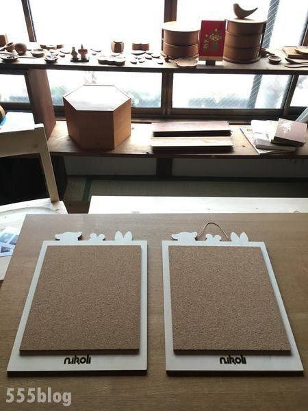 ホロホロ日記 555nat.com 555blog 製品企画 ニコリ社 メッセージボード いろはに木工所 両国(2)