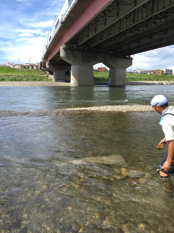 ホロホロ日記 555nat.com 555blog 多摩川リネン放射能測定プロジェクト たまあじさいの会 2018年8月19日 砧浄水場付近 東京都世田谷区 市民による環境調査