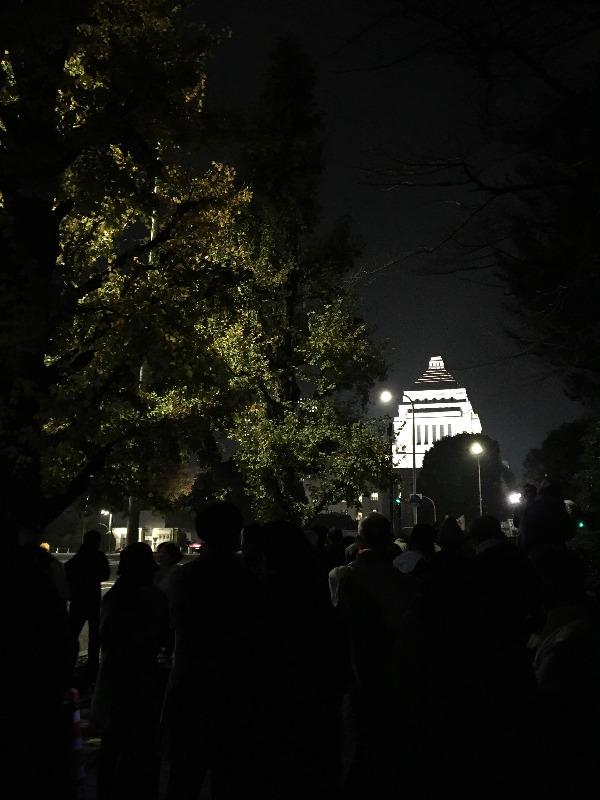ウィンドウ国会前抗議行動 2018 555blog 555nat ホロホロ日記