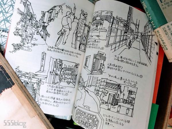 東京おもしろ自転車散歩 アマゾン古本ストア 公園 温泉 歴史 味 サイクリング ガイド(3) 555blog 555nat ホロホロ日記