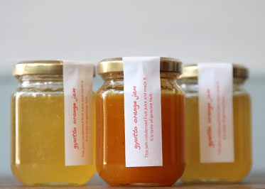 gyutto orange jam