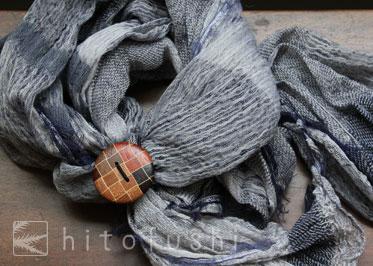 播州織りと寄木細工