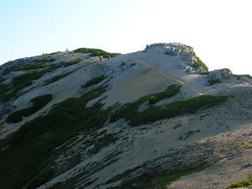 南沢岳20070918
