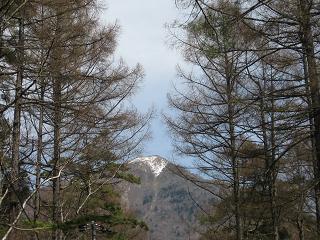 飯縄山190429