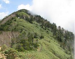 黒姫山山頂200601