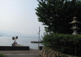 常宮神社登山口200705