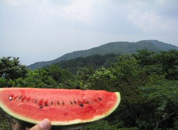 西方ヶ岳200705
