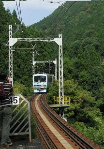 叡山電鉄200906
