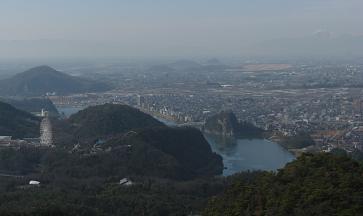 継鹿尾山201229