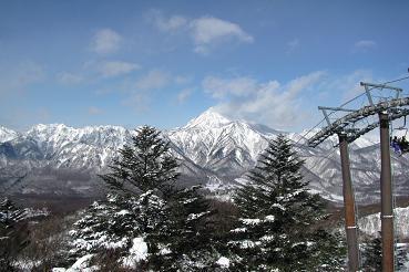 戸隠スキー場210111