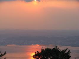 桜島からの鹿児島210410