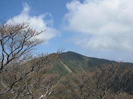 大箆柄岳210411