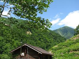 カムイ山荘210717
